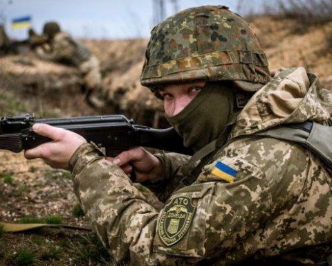 Бойовики вже тричі обстрілювали позиції ЗСУ