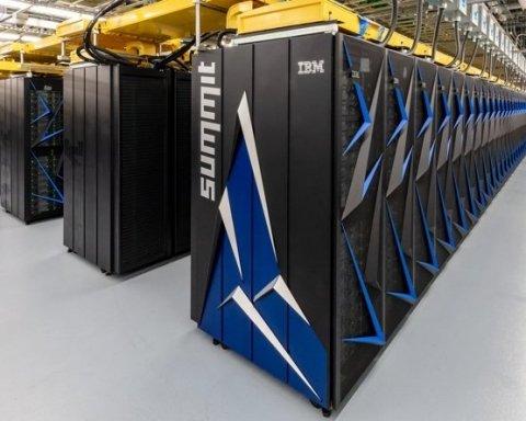 США запустили мощнейший в мире суперкомпьютер