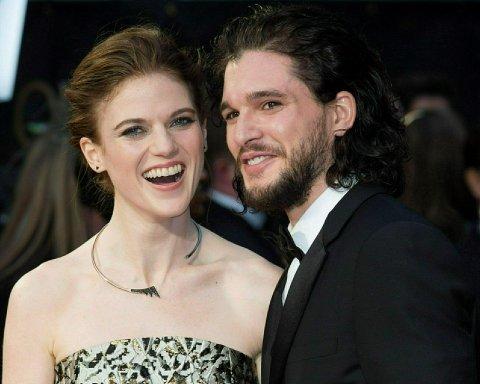 Как проводят медовый месяц актеры «Игры престолов» Харингтон и Лесли