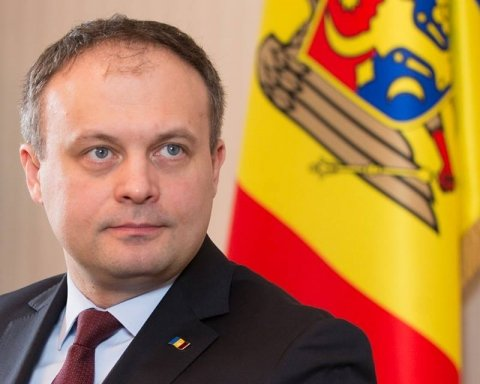 """Парламент Молдови назвав РФ """"загрозою"""""""