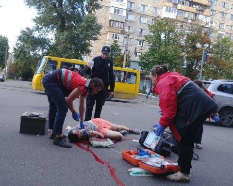 Через жахливу ДТП загинув велосипедист
