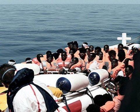 Испания и Франция поделили беженцев, а Рим закрывает порты