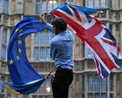 У Лондоні десятки тисяч людей вийшли на протест проти Brexit