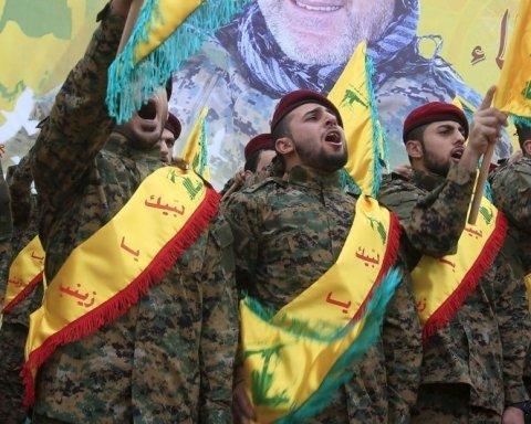 Террористическая группировка Хезболла