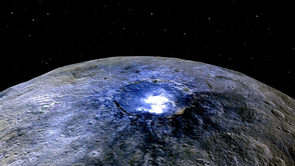 Ознаки життя виявили на найближчій до Землі карликовій планеті