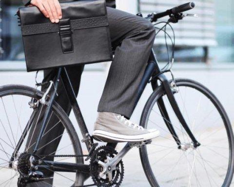 Людям будуть доплачувати за поїздку на роботу на велосипеді