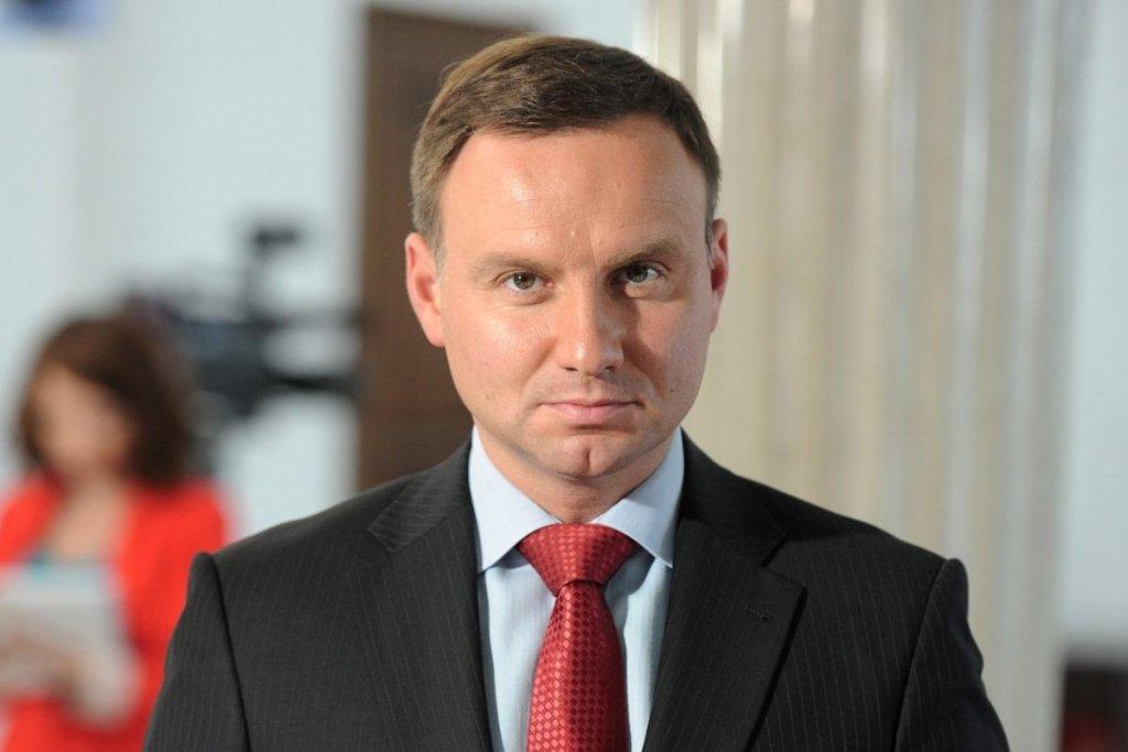 Президент Польши назвал РФ агрессором в Украине