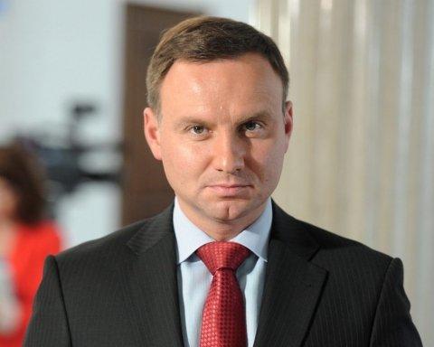 Президент Польши требует исторической правды от Украины: подробности