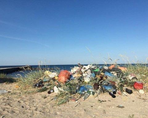 Оккупанты превратили Крым в мусорку