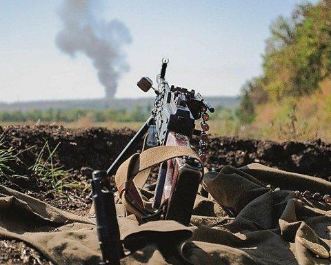 """Боевики пять раз нарушали """"режим тишины"""""""