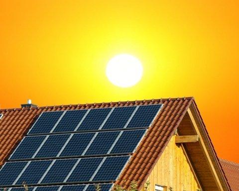 Українське місто відмовляється від газу і переходить на енергію сонця