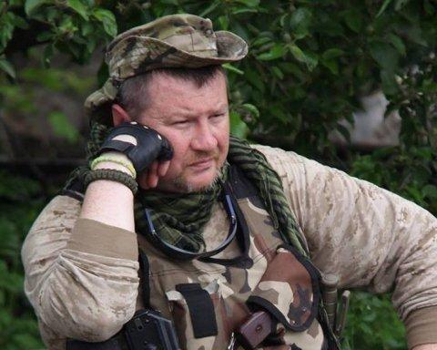 """Военный журналист, координатор группы """"Информационное сопротивление"""""""