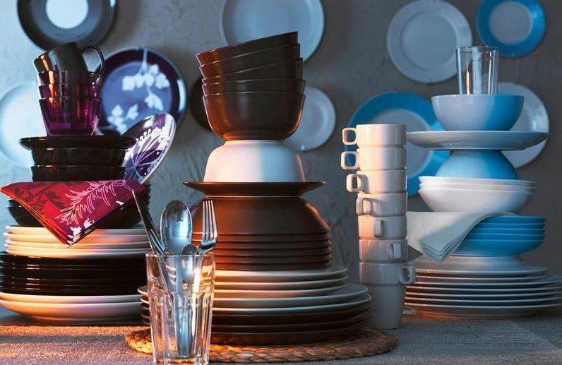 этом случае картинки рекламы посуды площади находится также