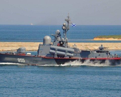 """Україна почала підготовку до """"вторгнення"""" РФ в Азовське море"""