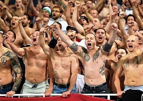 Вчені з'ясували причину агресії і насильства футбольних фанатів
