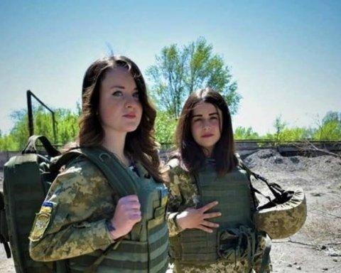 Женское дело: сеть поразили «валькирии» украинской армии
