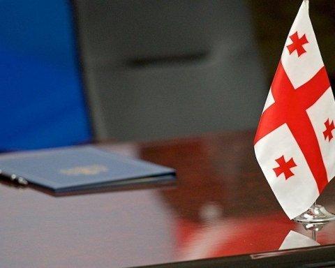 Грузия официально разорвала отношения с Сирией через Абхазию