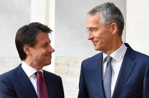 Италия сделала заявление о своих отношениях с НАТО и РФ