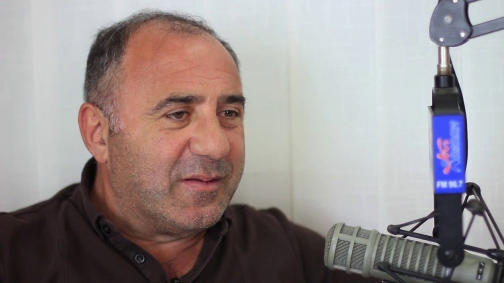 Умер известный грузинский актер Гио Хуцишвили