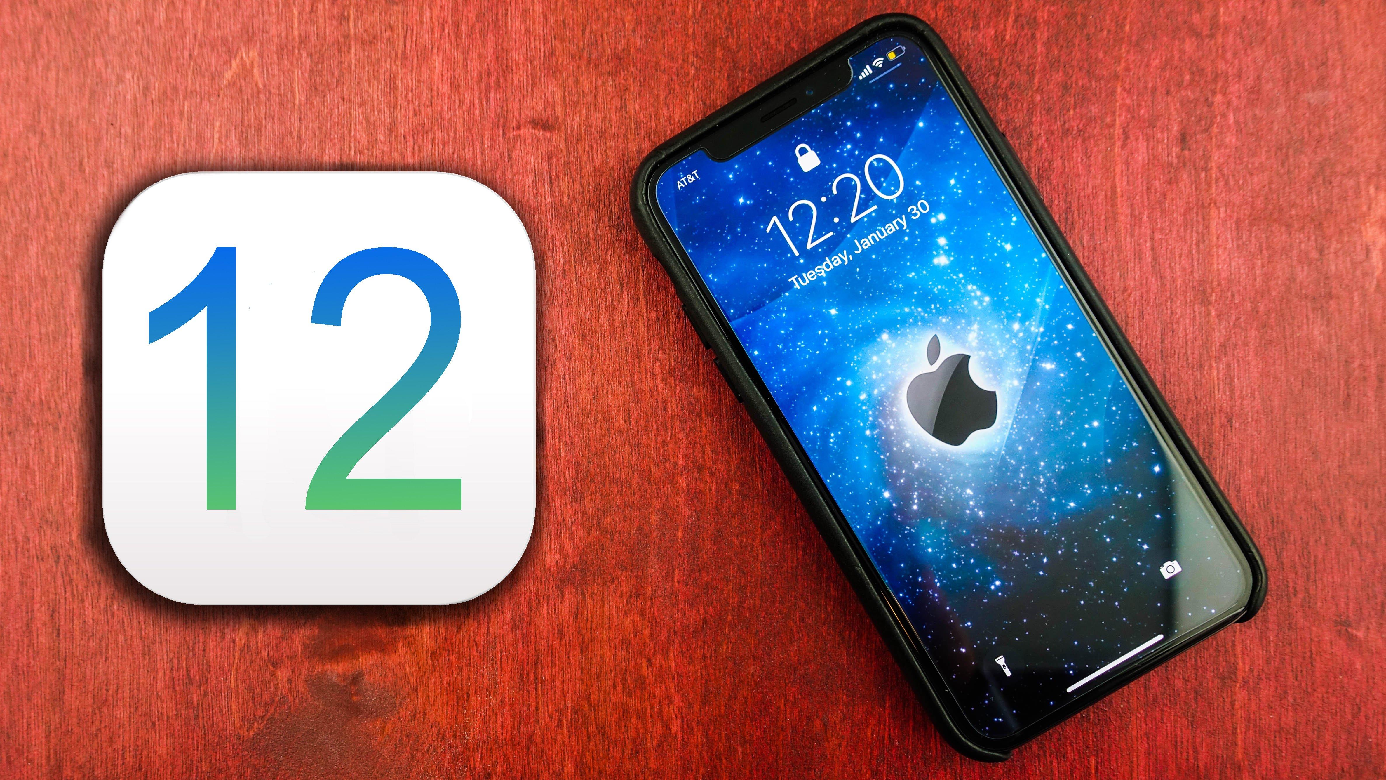 Новая операционная система iOS 12: что Apple показала на WWDC 2018