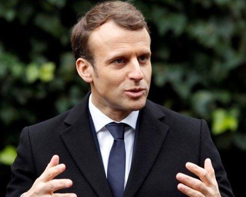 """Макрон призвал Европу бороться с политической """"проказой"""""""