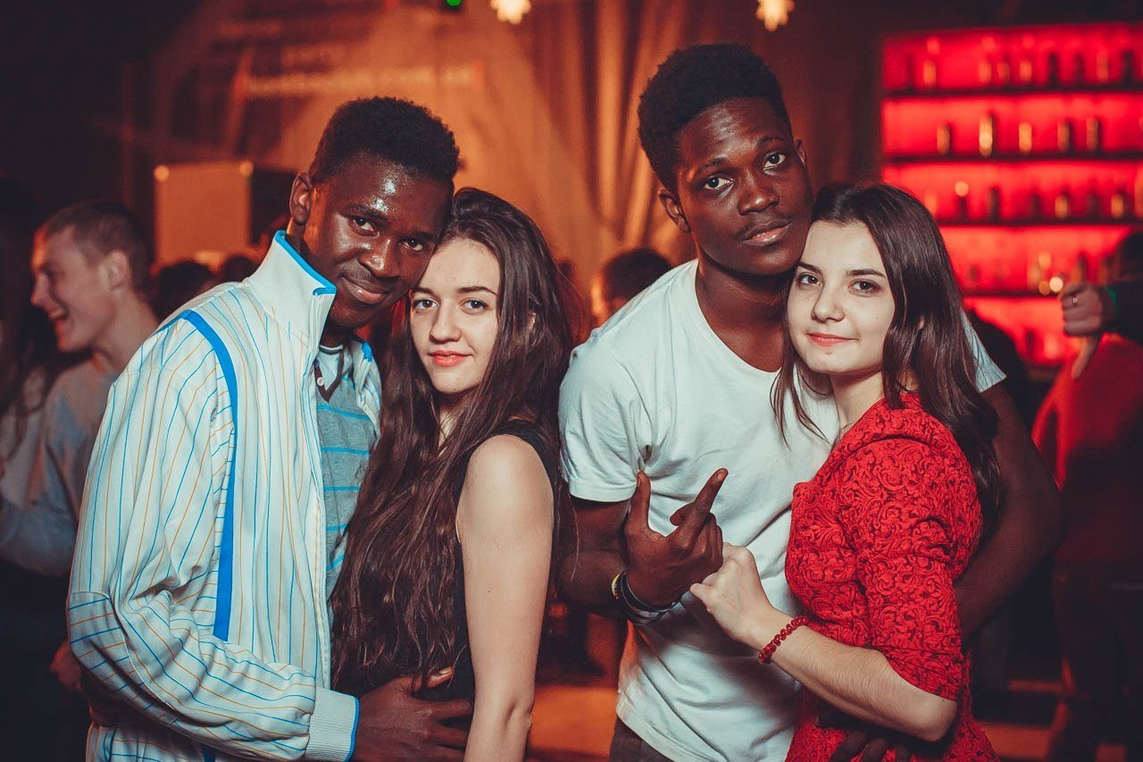 Секс туризм украинских девок