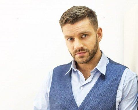 Найкрасивіший актор України зніметься в серіалі про ментівські війни