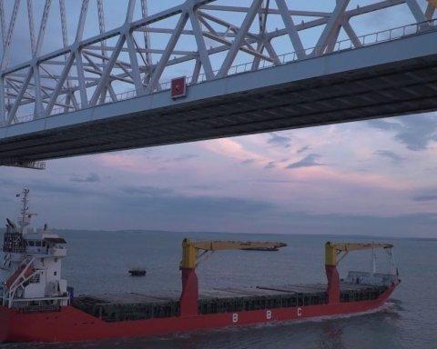 Ущерб для Украины: путинский мост стал настоящей проблемой