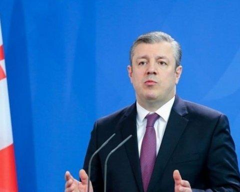 Уряд Грузії пішов у відставку