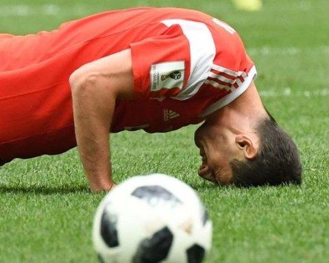 Чемпионат мира по футболу: сборная России потеряла важного игрока перед матчем с Египтом