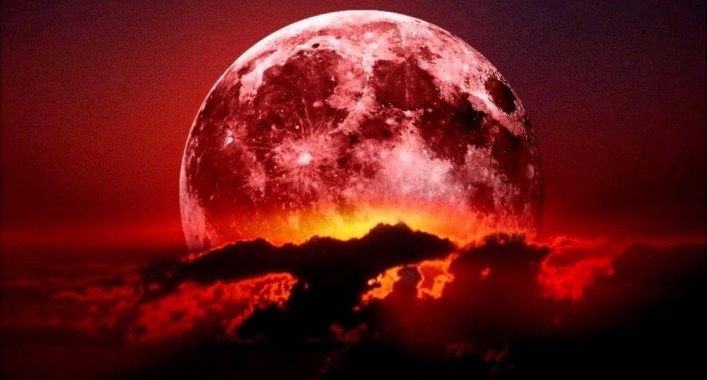 У небі з'явиться кривавий Місяць: астрономи озвучили дату унікального явища