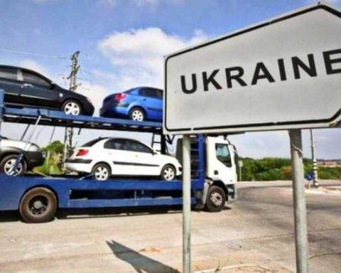"""Борці з нерозмитненими авто катаються на """"евробляхах"""": з'явилися фото"""