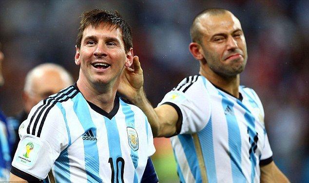 У Месси день рождения: получил право выбрать стартовый состав сборной Аргентины