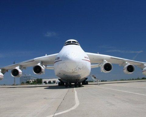 Можно смотреть вечно: как взлетает самый большой самолет в мире