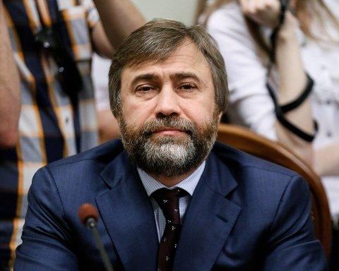 Новинский ответил Геращенко
