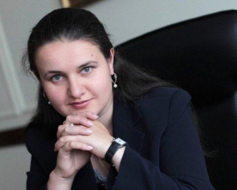 Відставка Данилюка: хто така Оксана Маркарова, в.о. глави Мінфіну