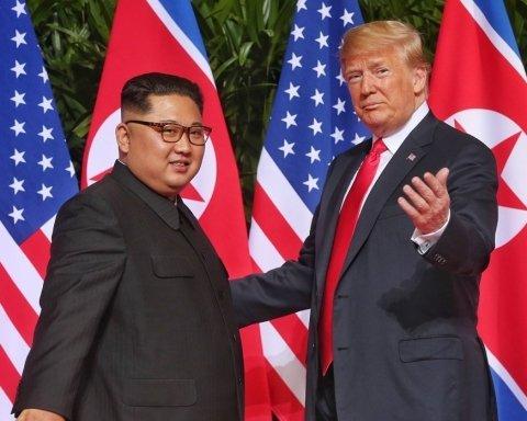 Зустріч Трампа з Ким Чен Ином обійшлася Сінгапуру у 15 мільйонів доларів