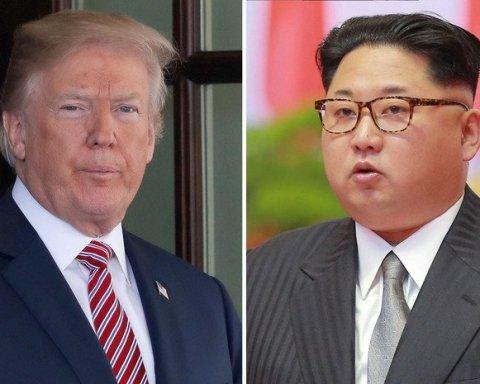 Исторический момент: началась встреча лидеров США и КНДР