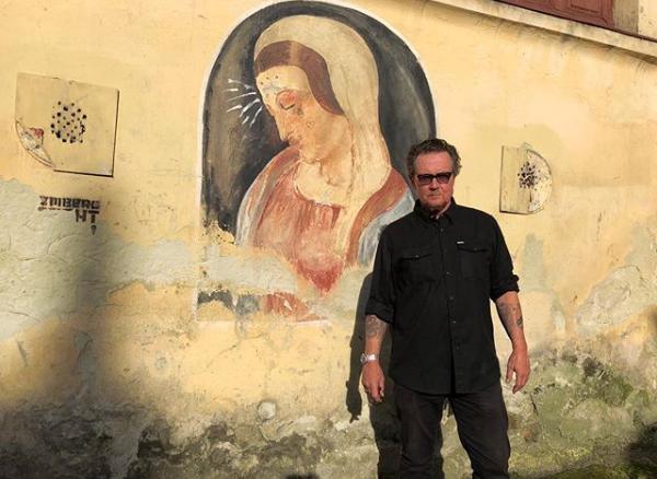 Голлівудська зірка Роберт Патрік уЛьвові знімається вукраїнській стрічці