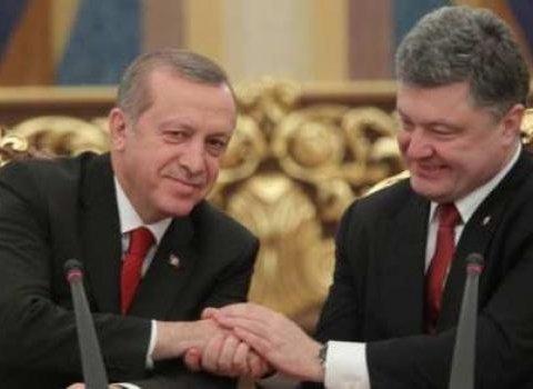 Порошенко і Ердоган заявили про зміцнення партнерства між Україною і Туреччиною
