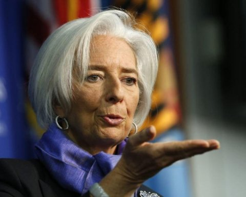 Глава МВФ похвалила Раду, но требует большего