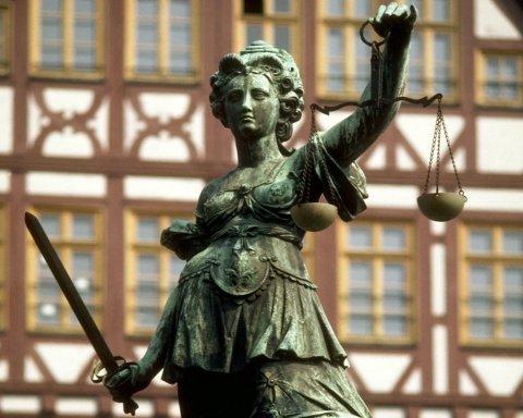 В Украине выросло доверие к судам