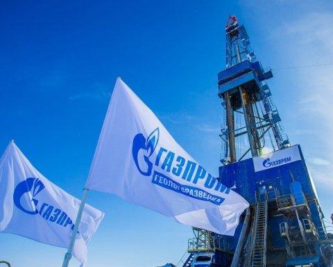 """Ціна на газ в Україні може знизитися через арешт рахунків """"Газпрому"""""""
