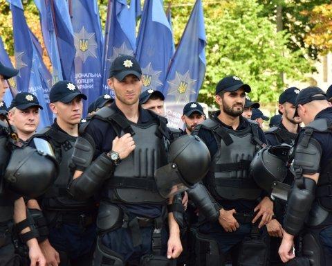 В Киеве пытались штурмовать Раду: видео с места событий