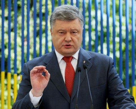 Автокефалія для України: Порошенко розкрив термін отримання Томосу