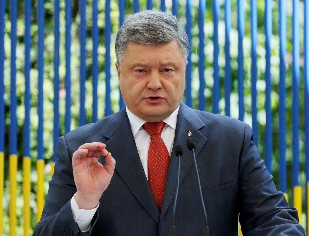 Порошенко назвав найщирішого друга України у світі