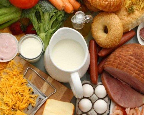 В Украине упали цены на основные продукты: что подешевело