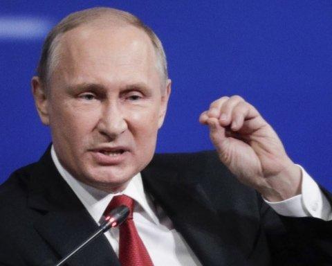 Какие-то мужики травили бомжей: Путин цинично высказался о попытке убить Скрипалей