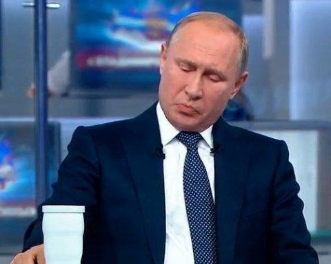 Пряма лінія з президентом РФ Володимиром Путіним: онлайн трансляція