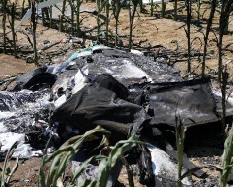 Літак рухнув в Угорщині, є загиблі: причини невідомо (фото)